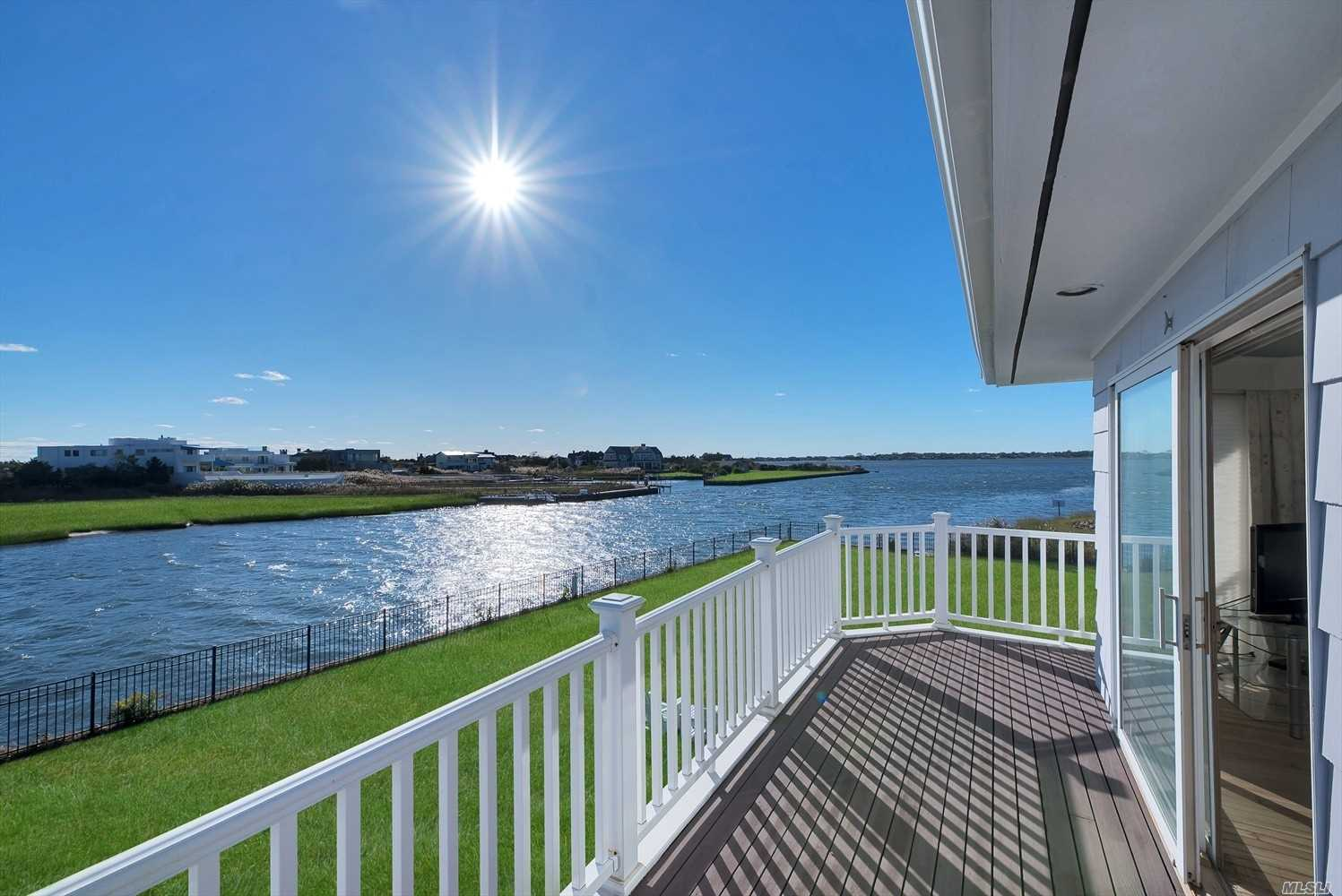 Photo of home for sale at 38 Quogo Neck Ln, Quogue NY