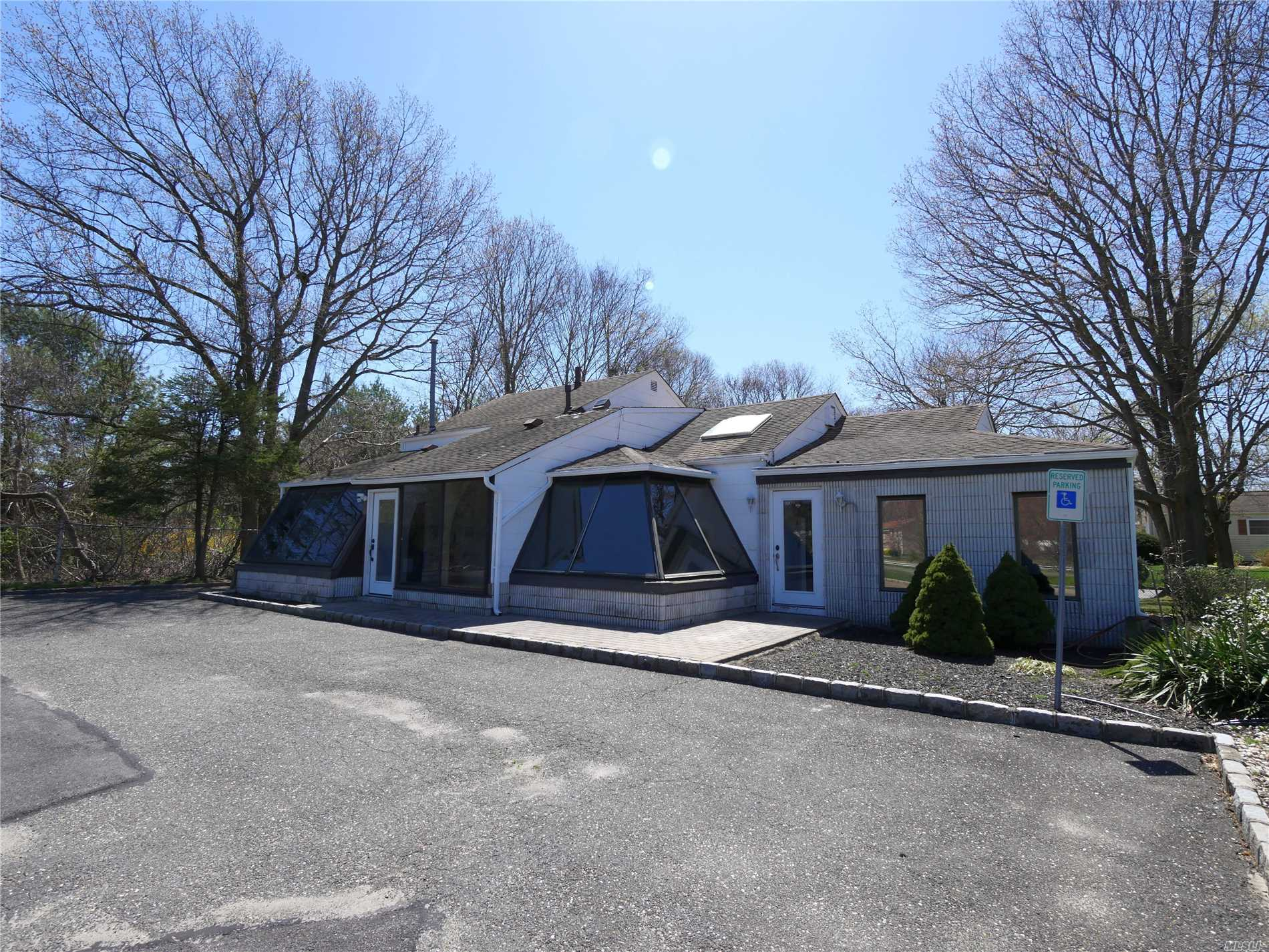 Photo of home for sale at 4515 Nesconset Hwy, Pt.Jefferson Sta NY
