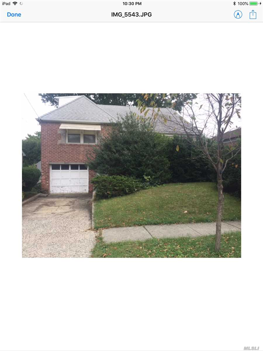 Photo of home for sale at 28-31 212Th St, Bayside NY