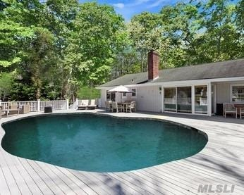 Photo of home for sale at 25 White Oak Ln, Westhampton NY