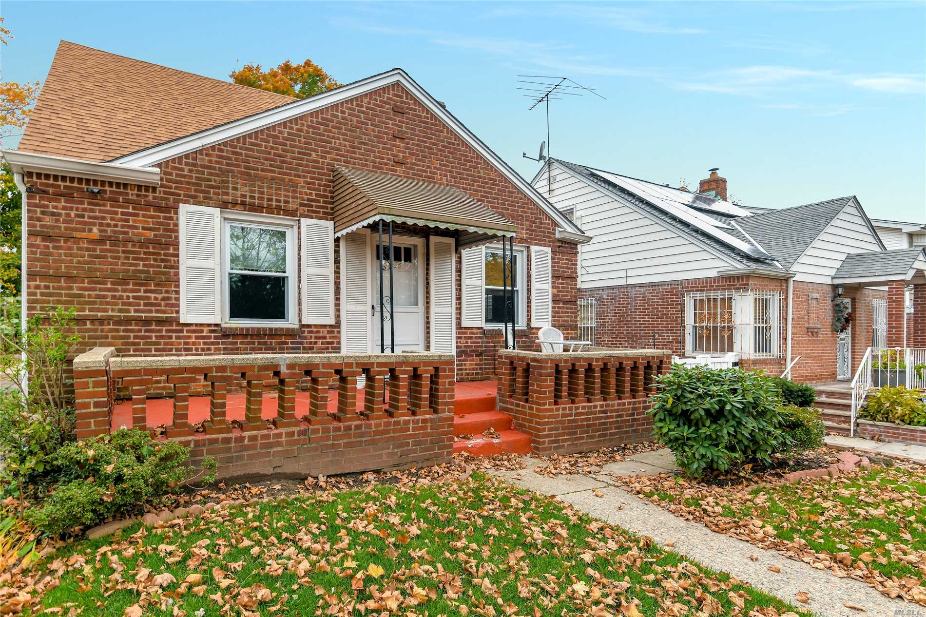 Photo of home for sale at 58-36 204 St, Bayside NY