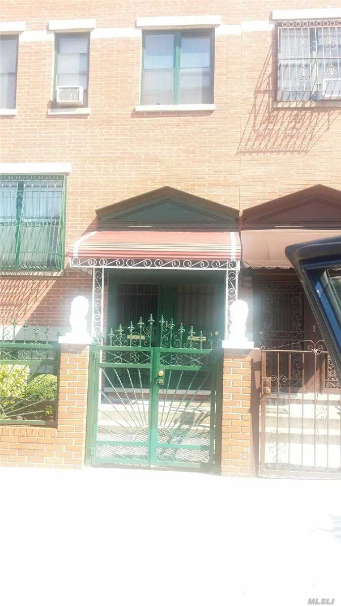 Photo of home for sale at 253 Sumpter St, Bed-Stuy NY