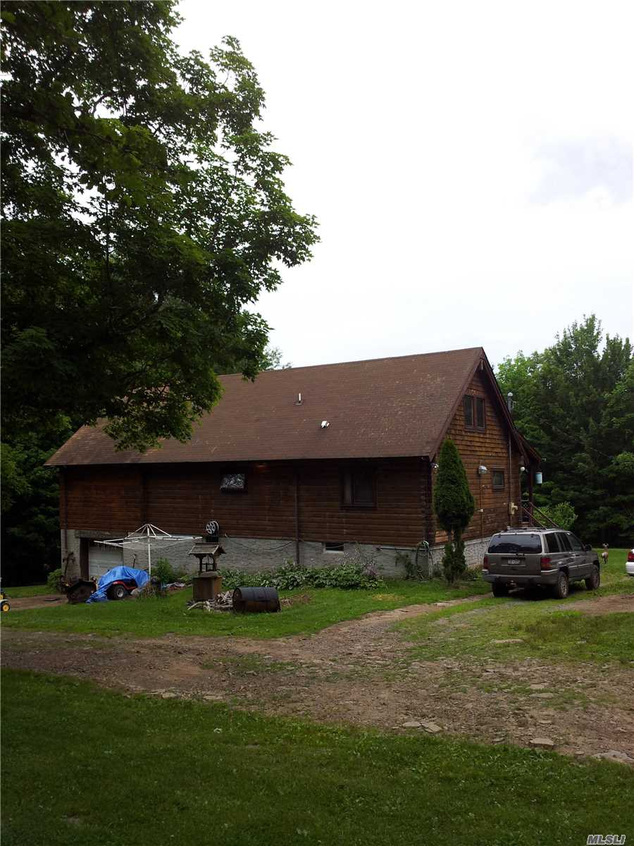 Photo of home for sale at 353 Crow Rd, Fleischmanns NY