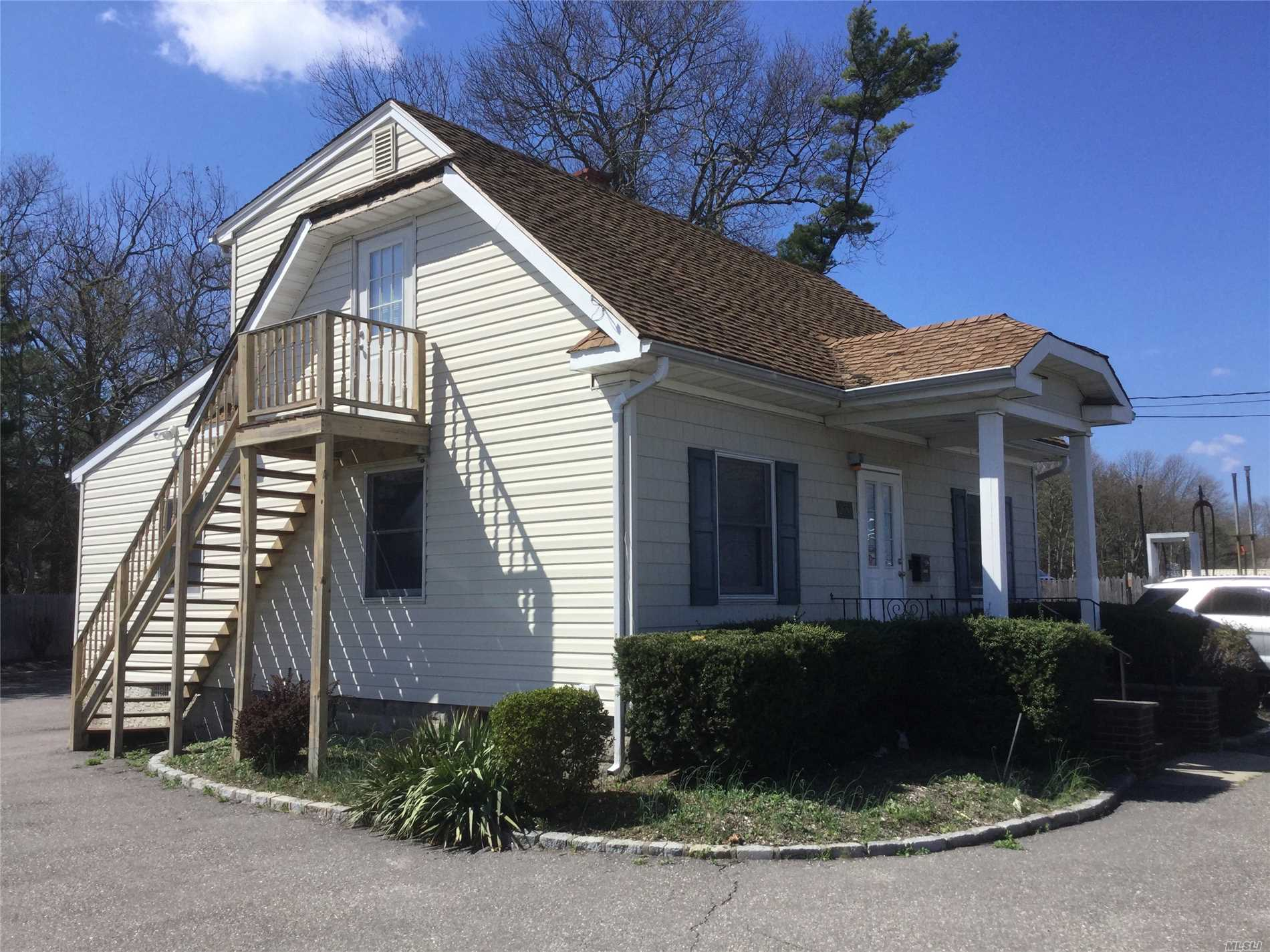 Photo of home for sale at 2650 Route 112, Medford NY
