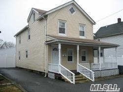 Photo of home for sale at 183 County Line Rd, Amityville NY
