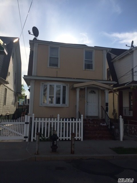 Photo of home for sale at 331 Beach 45, Far Rockaway NY