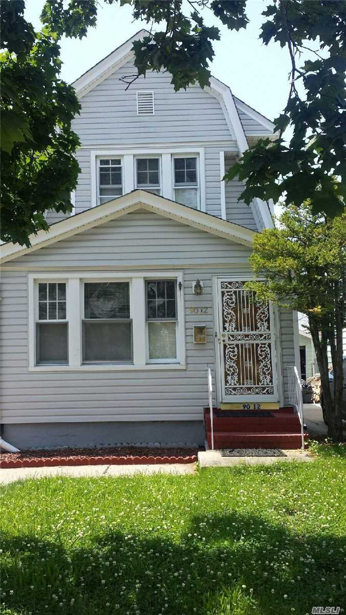 Photo of home for sale at 90-12 216th St, Queens Village NY