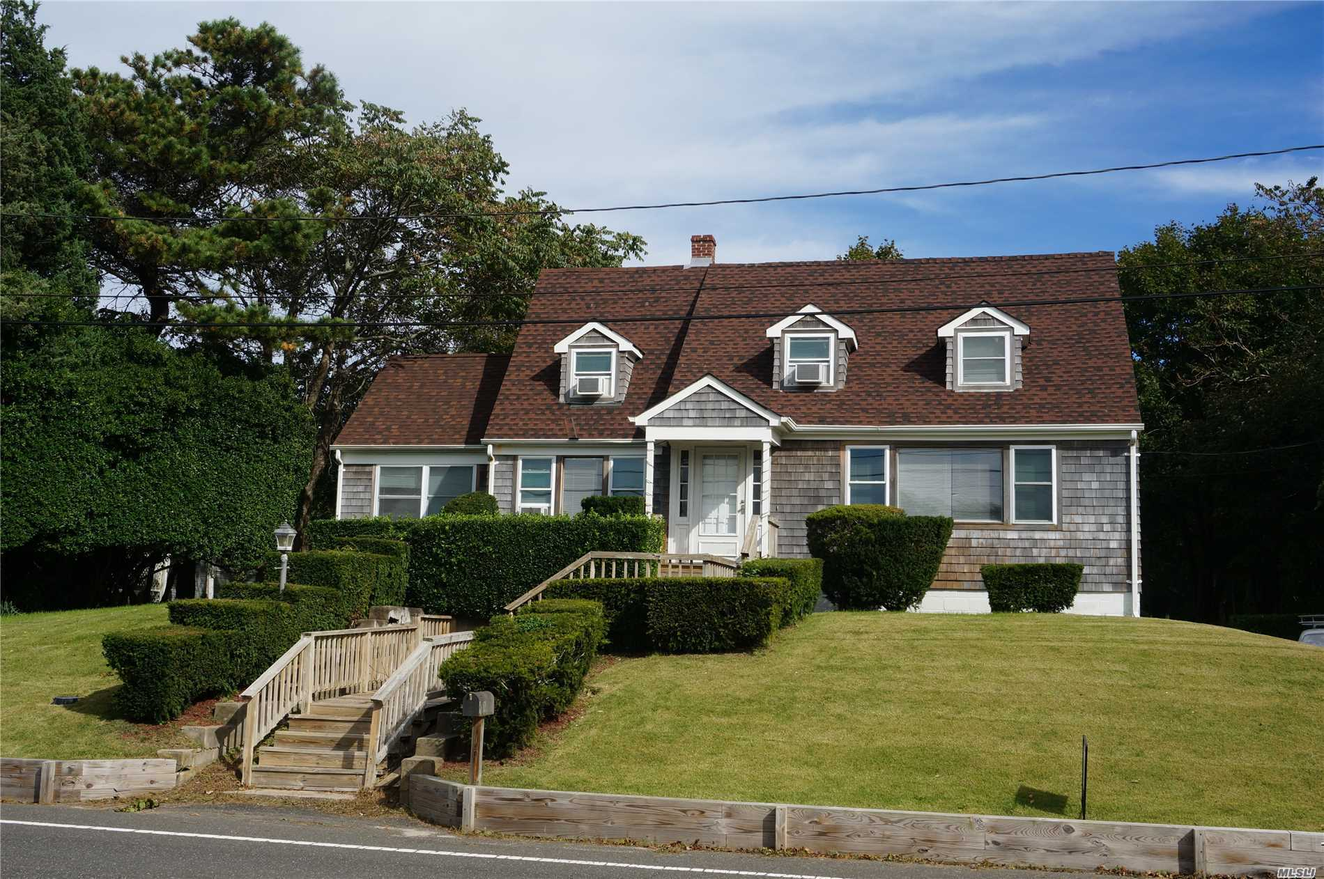 Photo of home for sale at 15 Canal Rd, Hampton Bays NY
