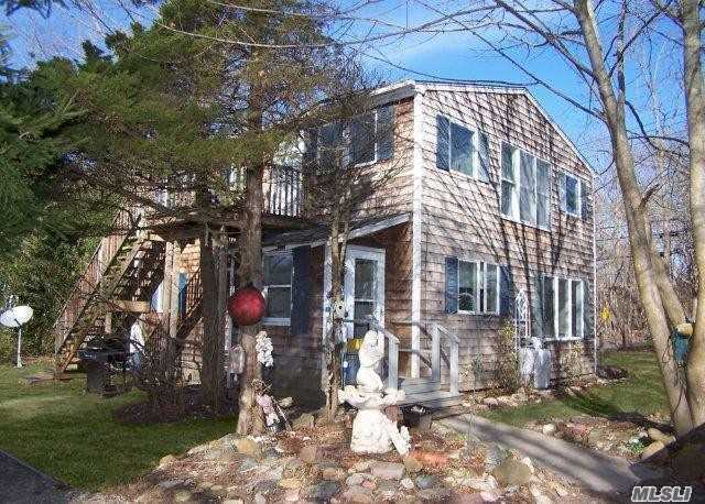 Photo of home for sale at 64 Brookfield Ave, Center Moriches NY
