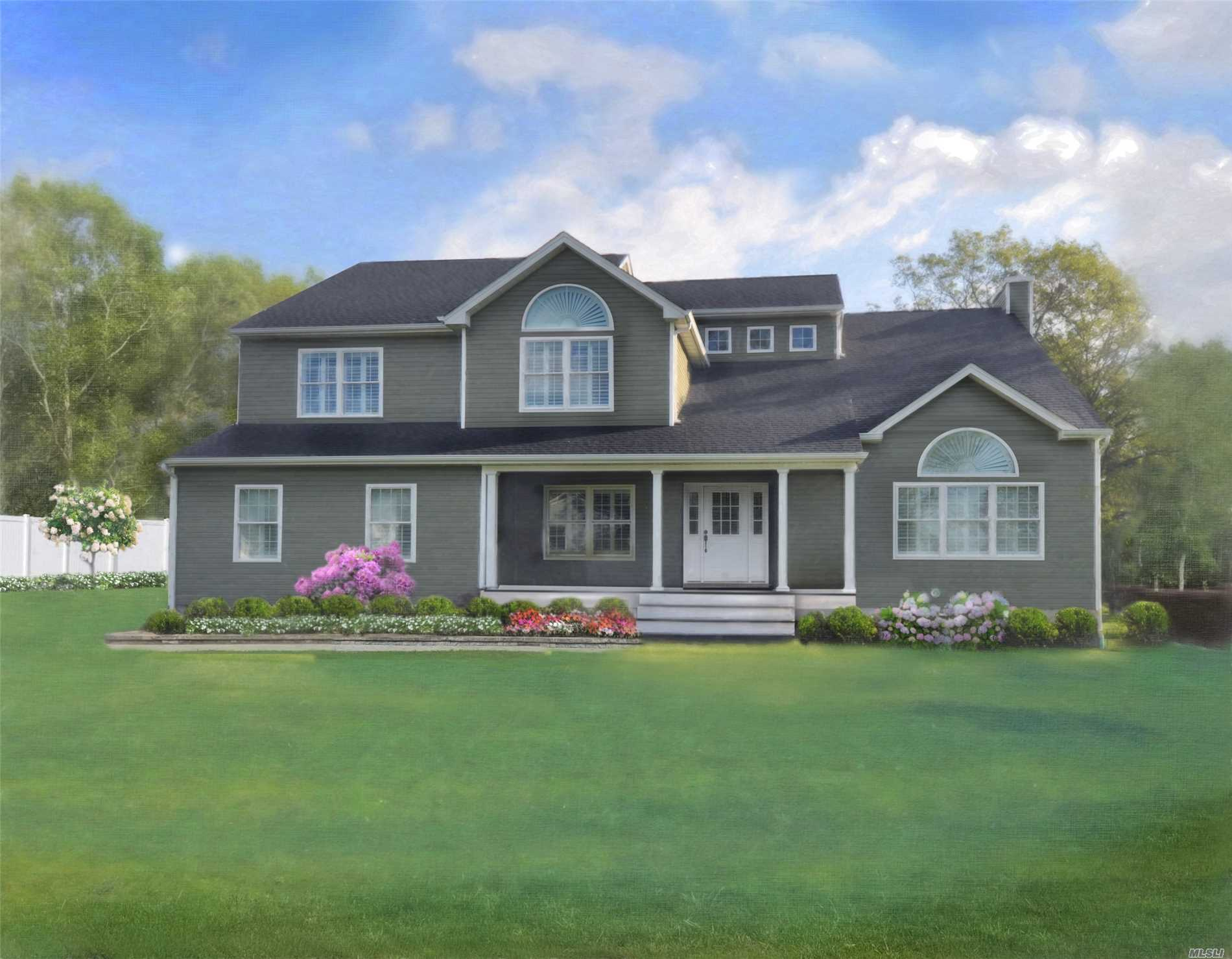 Photo of home for sale at 68 Country Rd, Medford NY
