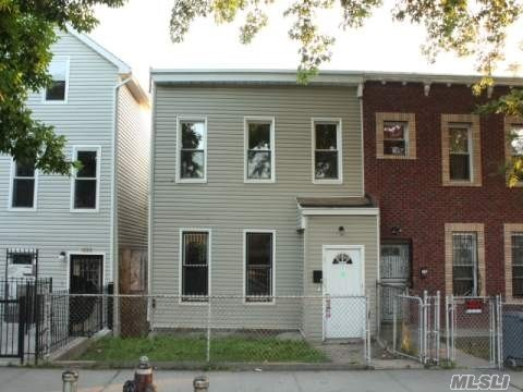 Photo of home for sale at 1693 Dean St, Brooklyn NY