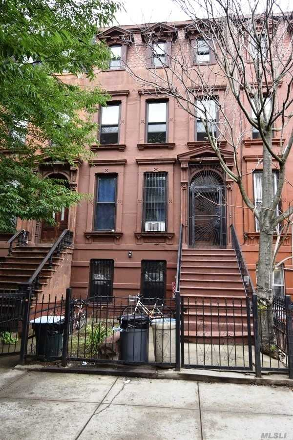 Photo of home for sale at 53 Macdonough St, Brooklyn NY