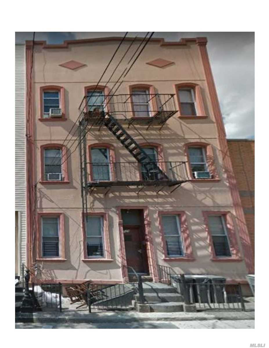 Photo of home for sale at 325 A Stockholm St, Brooklyn NY