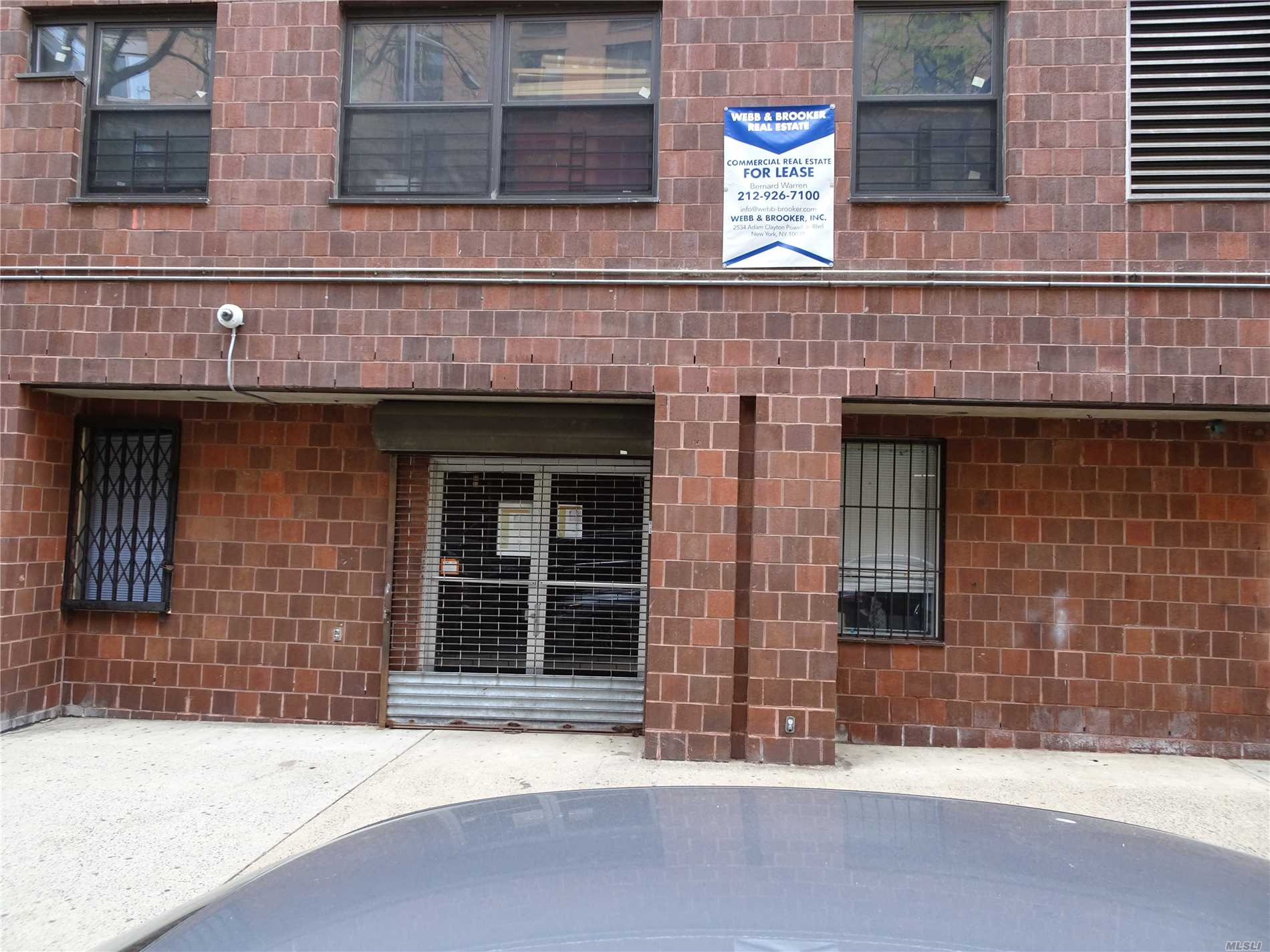Photo of home for sale at 480 St. Nicholas Ave, New York NY