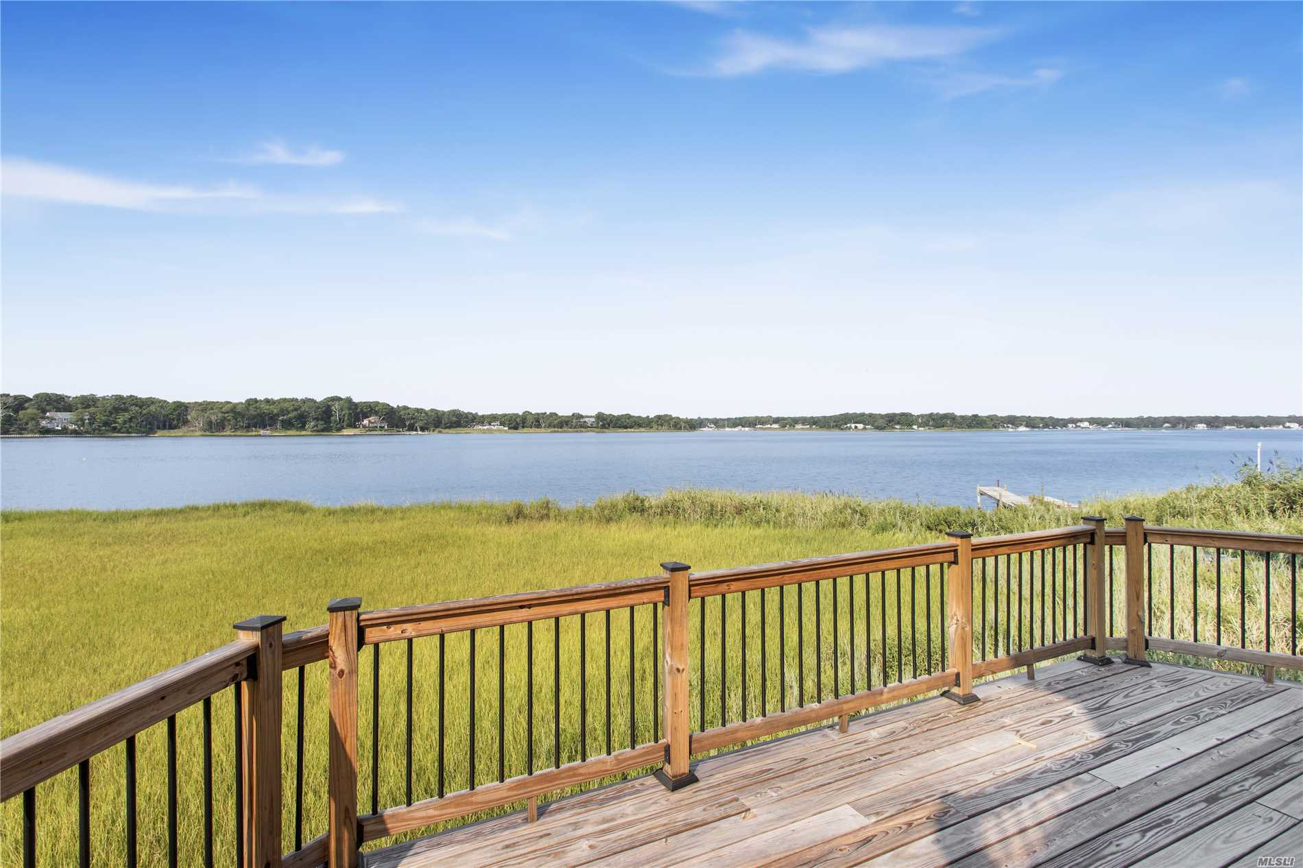 Photo of home for sale at 148 Crystal Beach Blvd, Moriches NY