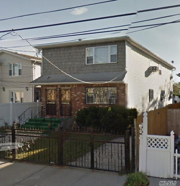 Photo of home for sale at 128-15 149th St, Jamaica NY