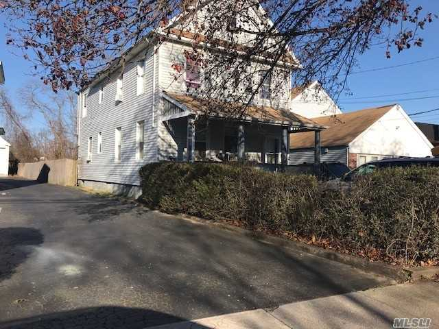Photo of home for sale at 33 & 33A Sterling Pl, Amityville NY