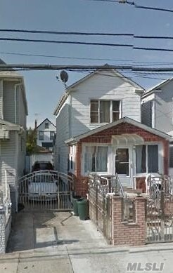 Photo of home for sale at 111-44 114th St, South Ozone Park NY