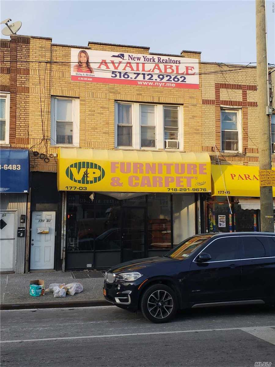 Photo of home for sale at 177-03 Jamaica Ave, Jamaica NY