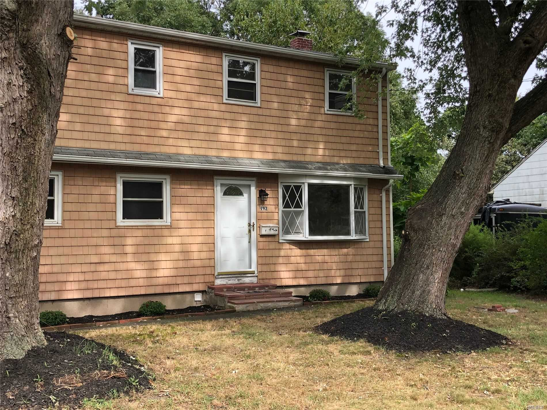 Photo of home for sale at 192 Mark Tree Rd, Centereach NY