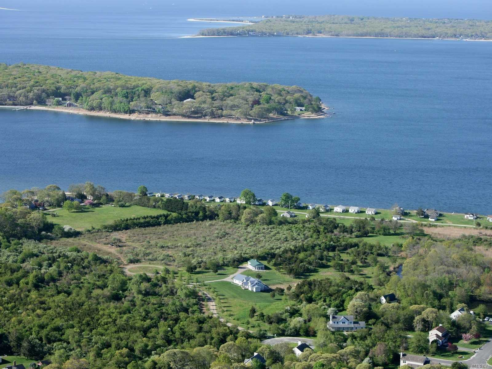 Photo of home for sale at Lot 1 Island View Ln, Greenport NY