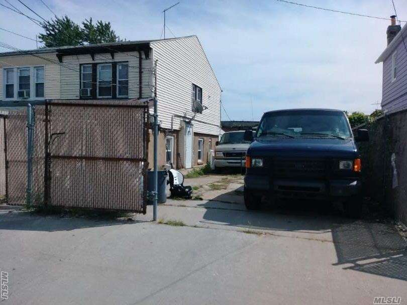 Photo of home for sale at 85-12 Sutter Avenue, Ozone Park NY