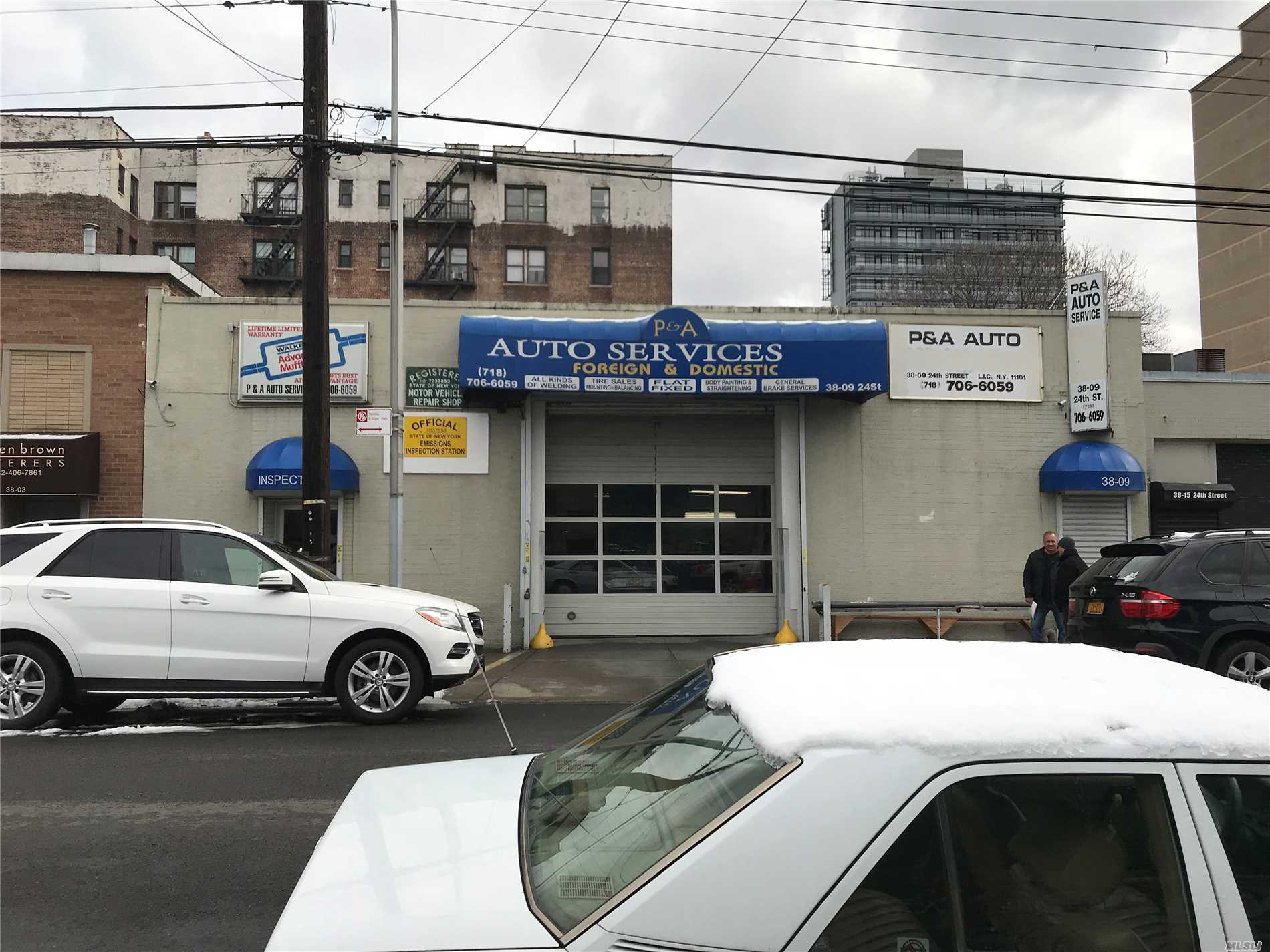 Photo of home for sale at 38-09 24th St, Long Island City NY