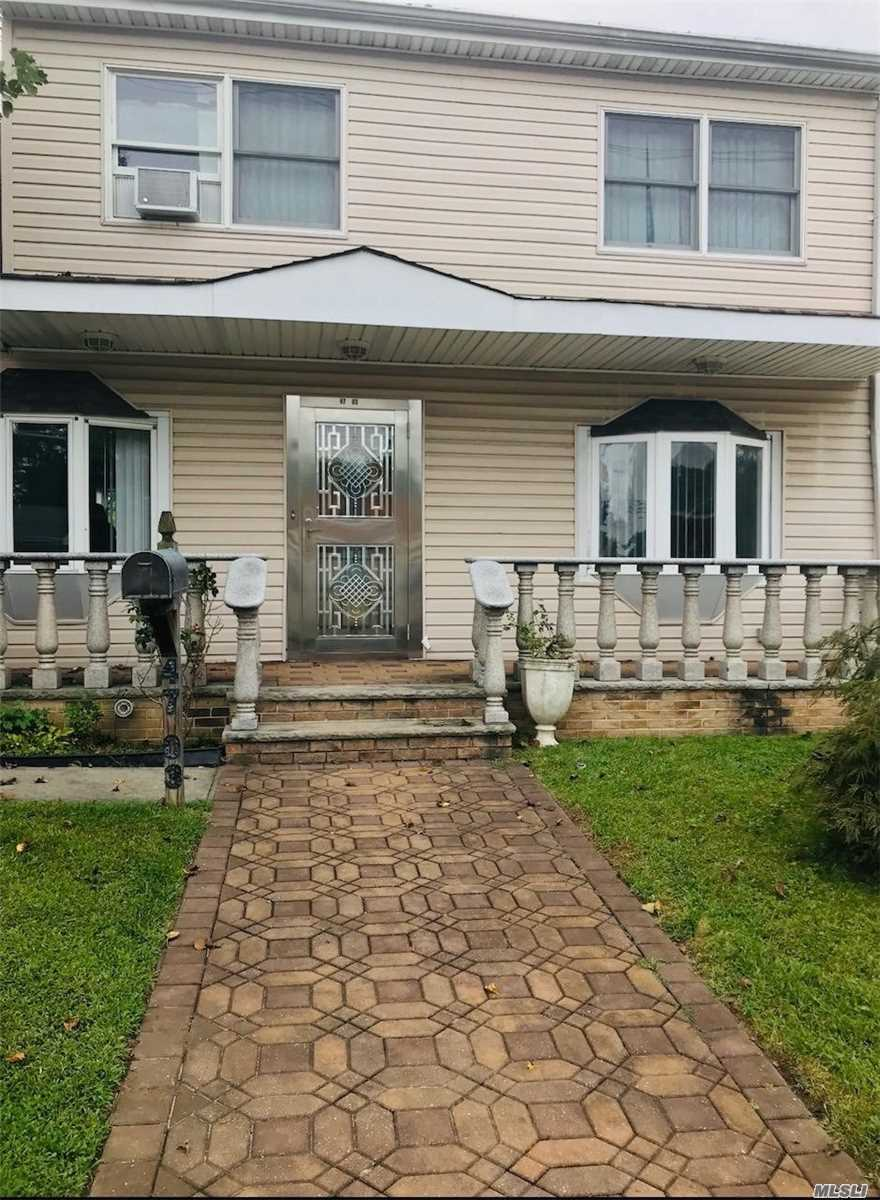 Photo of home for sale at 47-03 164 St, Flushing NY