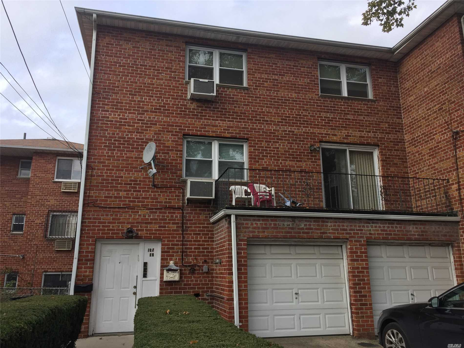 Photo of home for sale at 153-07 79th Ave, Kew Garden Hills NY