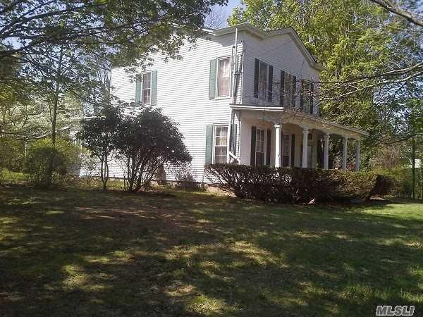 Photo of home for sale at 326 Main St, Setauket NY