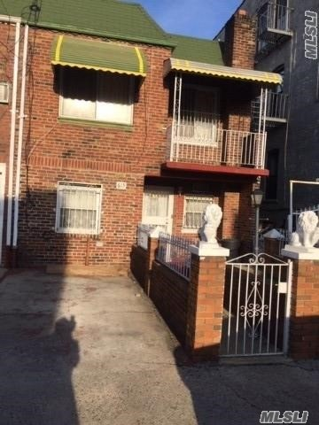 Photo of home for sale at 615 96th St E, Brooklyn NY