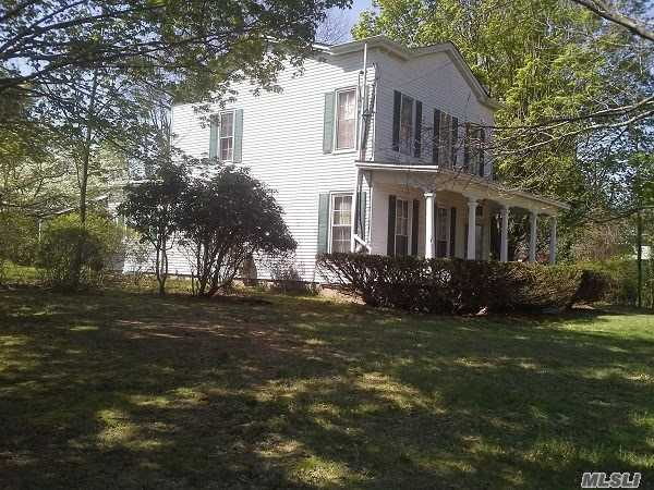 Photo of home for sale at 326 B Main St, Setauket NY