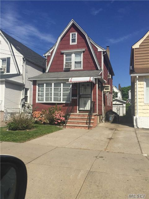 Photo of home for sale at 130-13 Lefferts Blvd, Jamaica NY