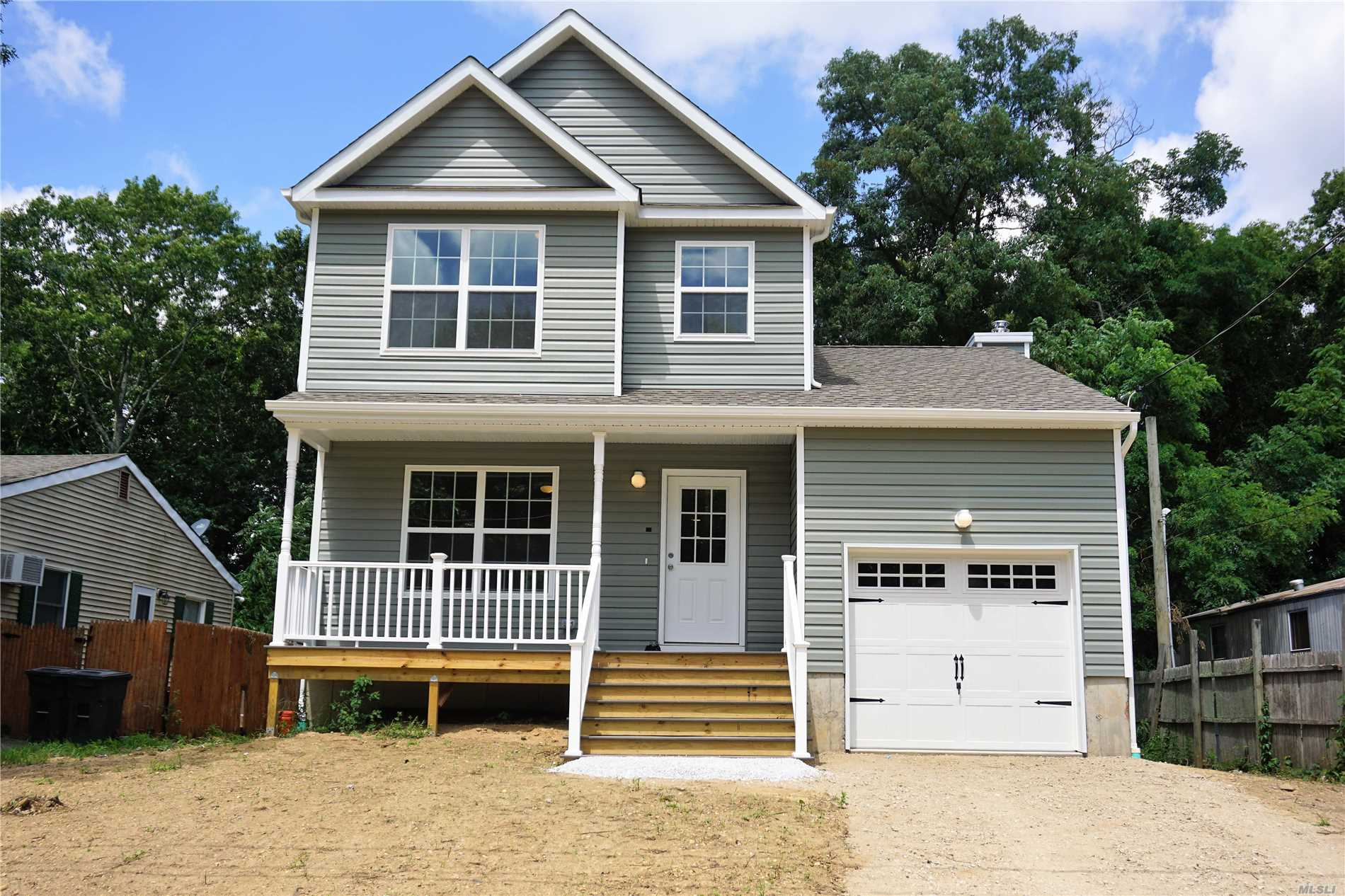 Photo of home for sale at N/C Malba Dr, Shirley NY