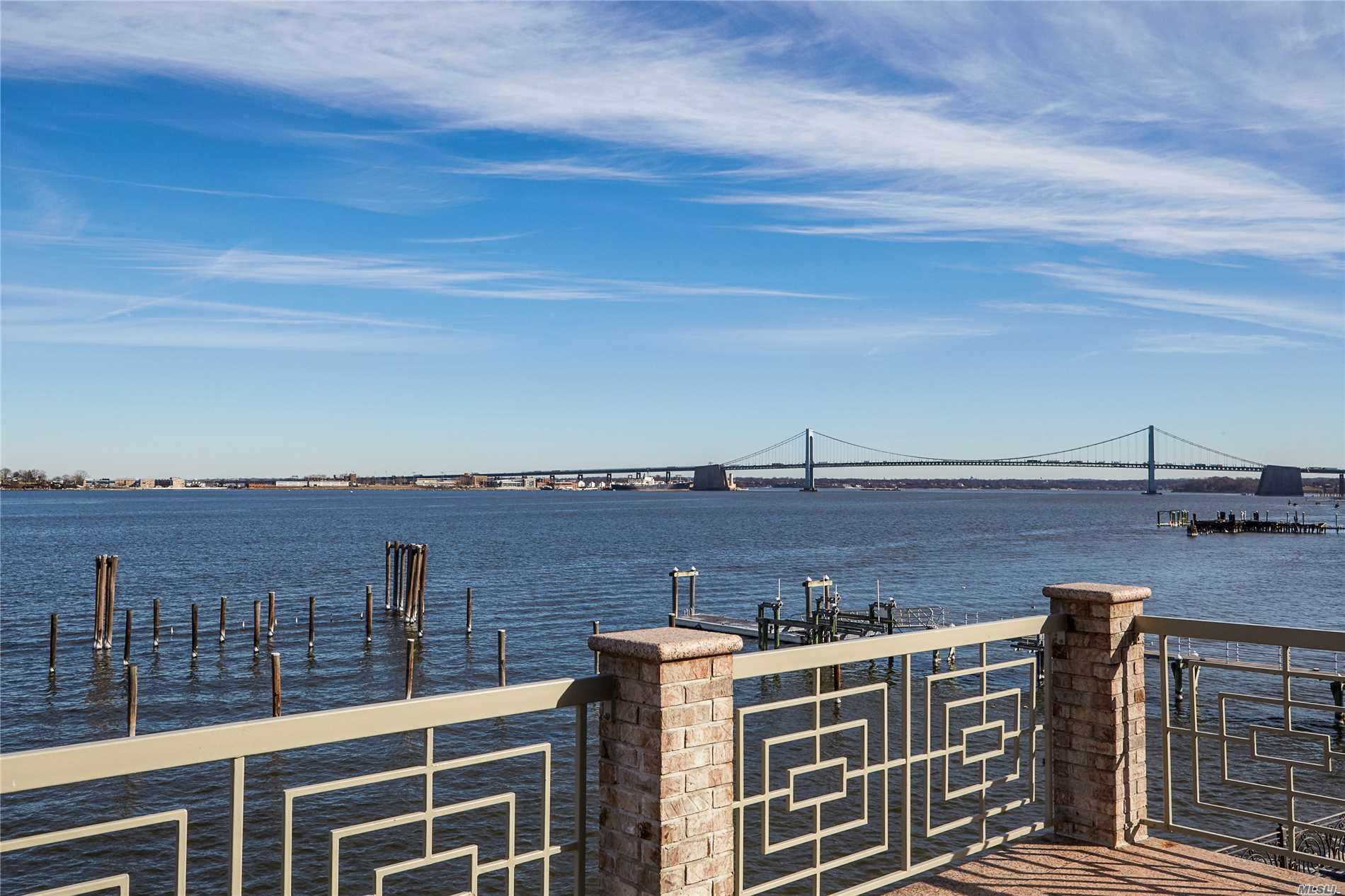Photo of home for sale at 150-83 Powells Cove Blvd, Whitestone NY