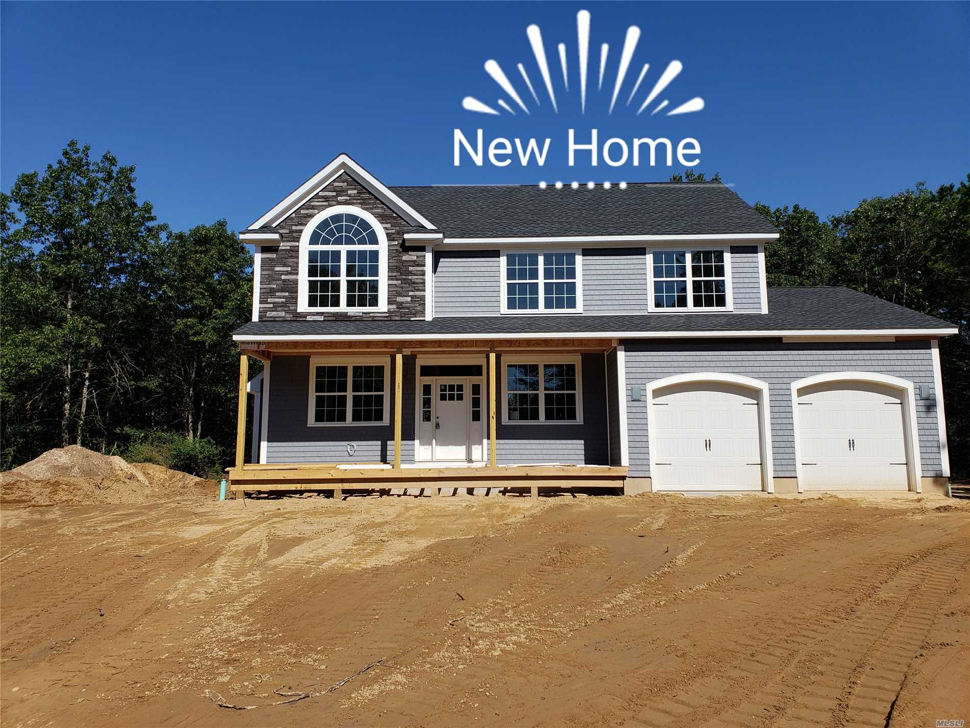 Photo of home for sale at Lot #4 Weeks Ave, Manorville NY