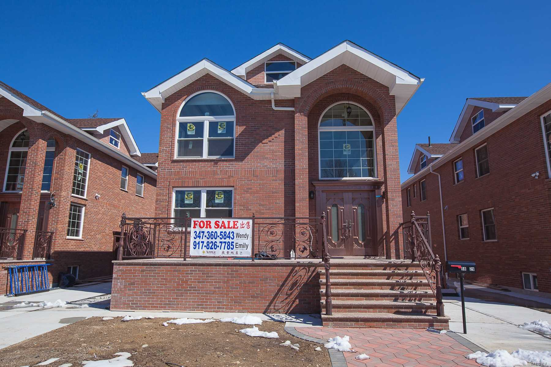 Photo of home for sale at 58-29 220th St, Bayside NY