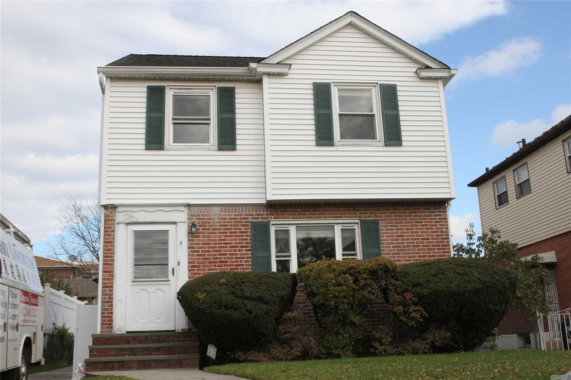 Photo of home for sale at 26-11 200th St, Flushing NY