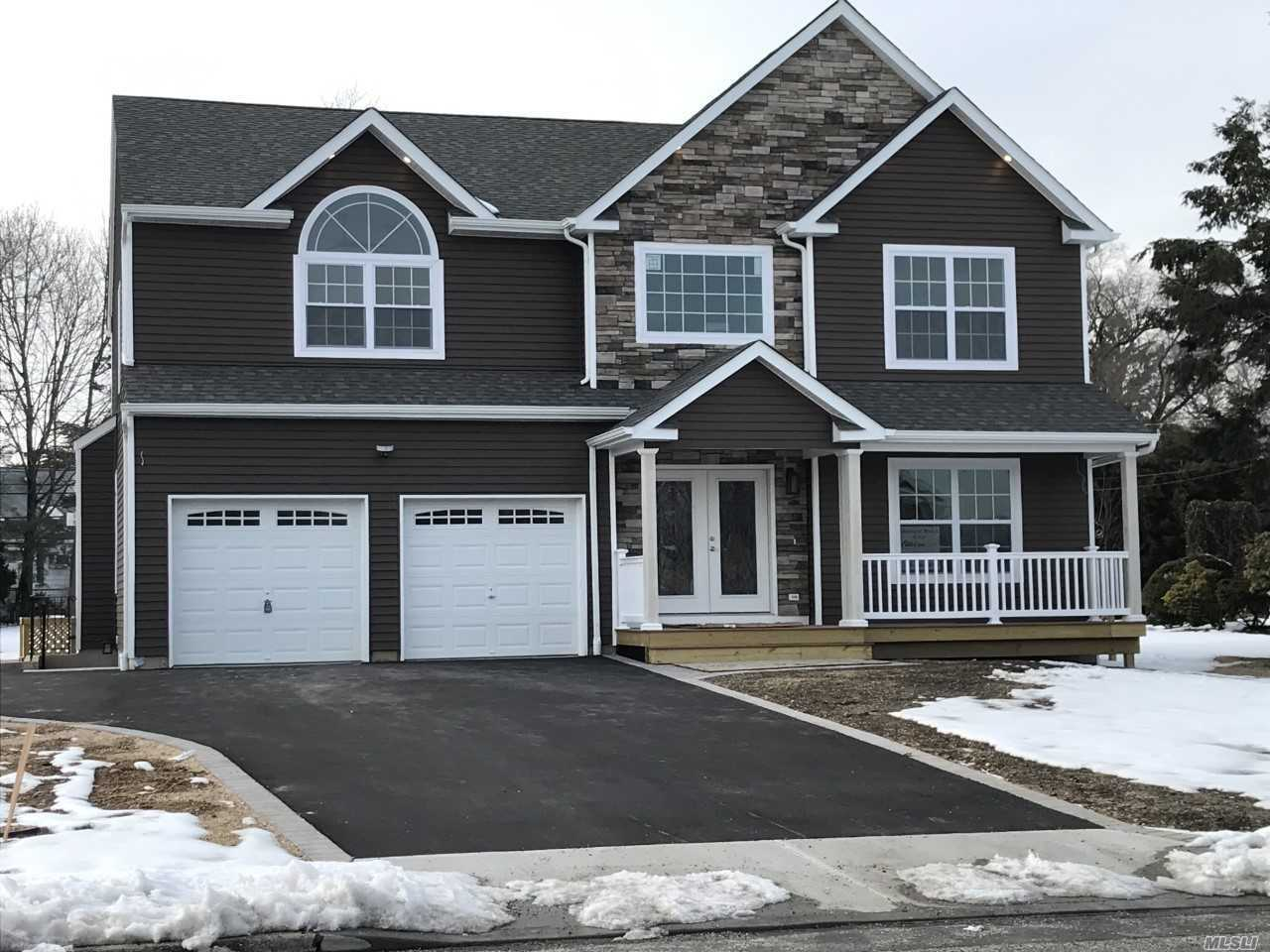 Photo of home for sale at Lot 39 Mobrey Ln, Smithtown NY