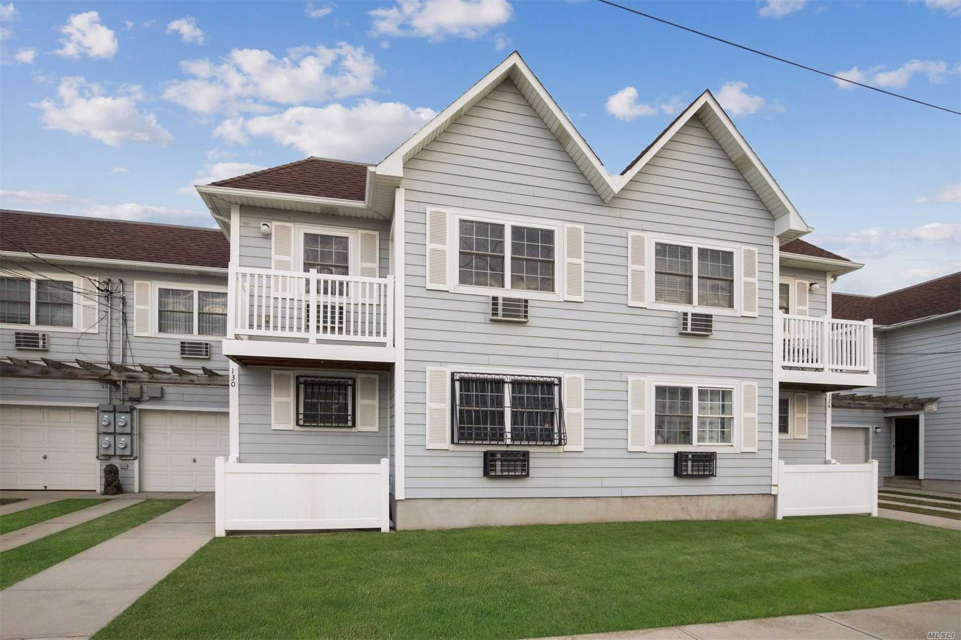 Photo of home for sale at 130 Beach 62 St, Arverne NY