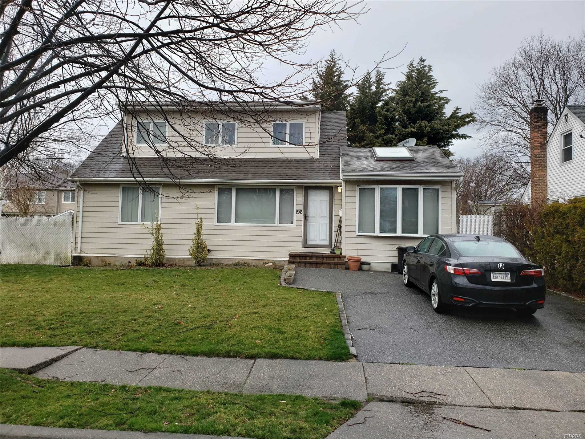 Photo of home for sale at 196 Elmwood Ave, Roosevelt NY