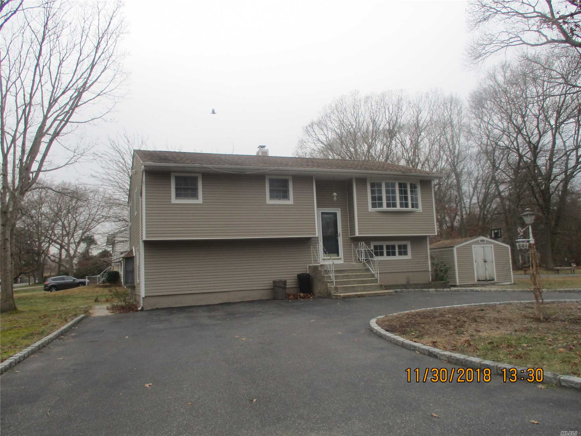 Photo of home for sale at 544 Wilson Blvd, Central Islip NY