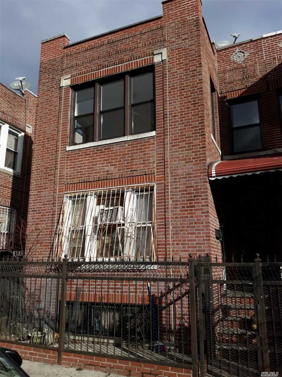 Photo of home for sale at 37-67 Warren St, Jackson Heights NY
