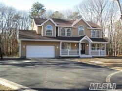 Photo of home for sale at N/C Lockwood Dr, Yaphank NY
