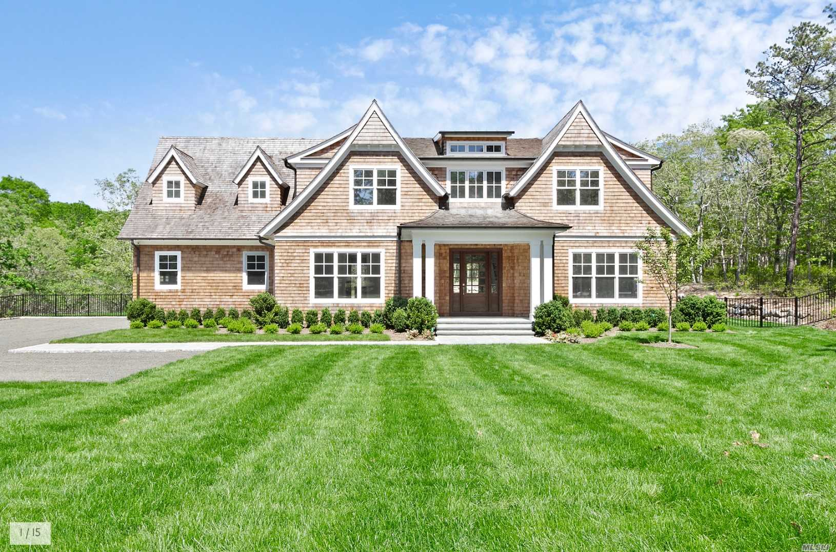 Photo of home for sale at 249 Toppings Path, Sagaponack NY