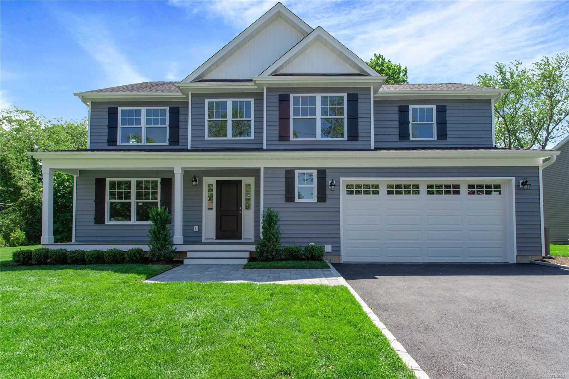 Photo of home for sale at Lot 1 Troy Ct, Northport NY