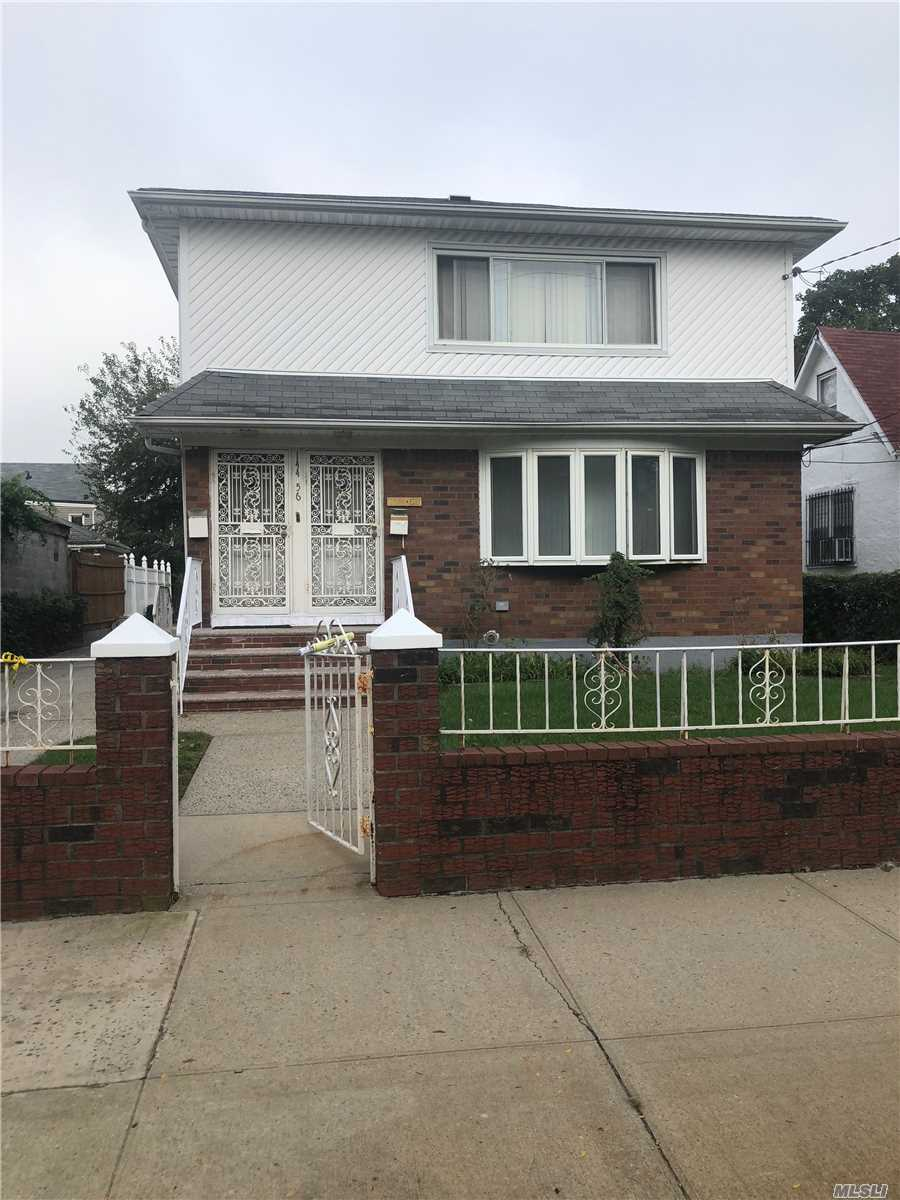 Photo of home for sale at 144-56 225th St, Springfield Gdns NY