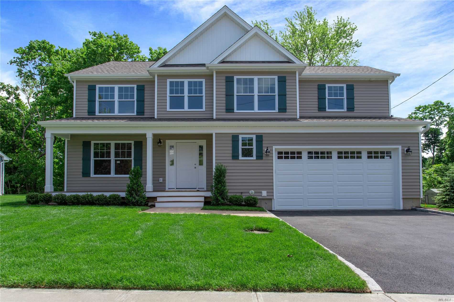 Photo of home for sale at Lot 2 Troy Ct, Northport NY
