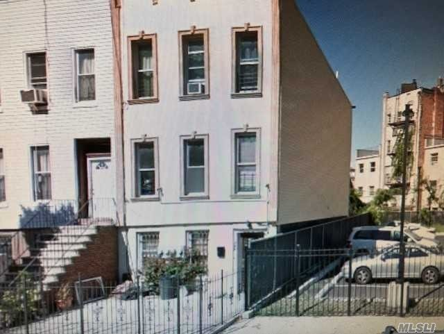 Photo of home for sale at 745 Decatur St, Brooklyn NY