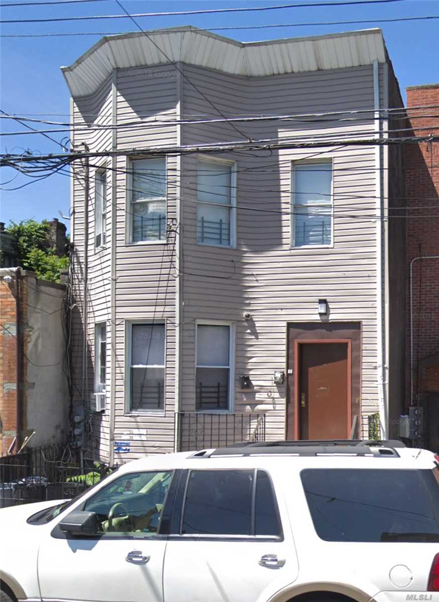 Photo of home for sale at 186 Milford St, Brooklyn NY